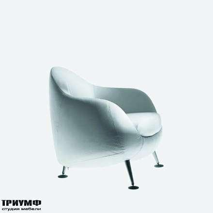 Итальянская мебель Driade - Кресло в ткани