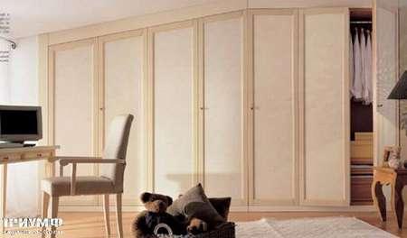 Итальянская мебель Ferretti e Ferretti - Шкаф с измененными дверьми, morfeo
