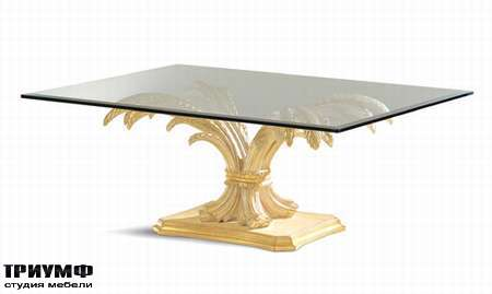 Итальянская мебель Chelini - стол арт FTBY 1144