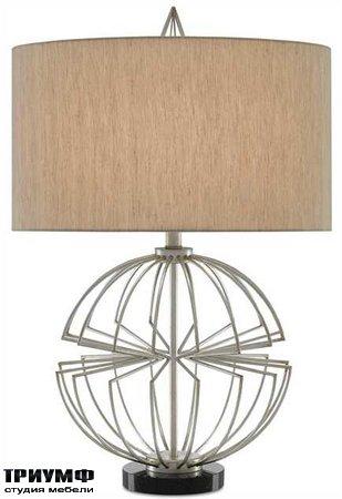 Американская мебель Currey and Company - Haptic Table Lamp