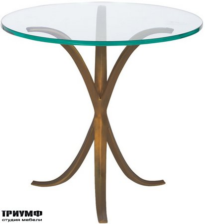 Американская мебель Vanguard - Stewart Martini Table