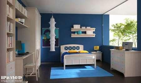 Итальянская мебель Julia - Стеллаж для книг, коллекция deco