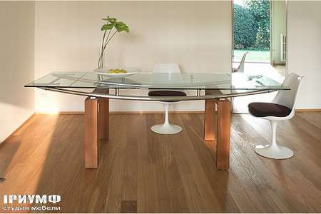 Итальянская мебель Gallotti & Radice - Стол Monday-W