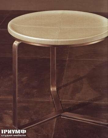 Итальянская мебель Rugiano - Стол журнальный Egidio