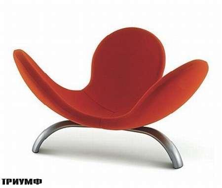 Итальянская мебель Edra - Кресло Meditation Pod