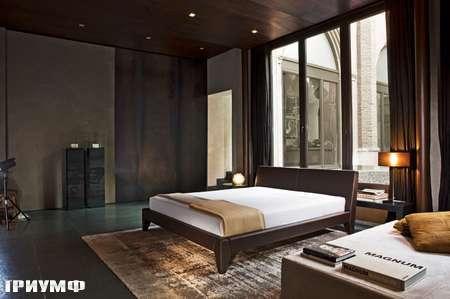 Итальянская мебель Rivolta - кровать Nabucco