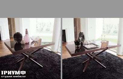 Итальянская мебель Longhi - стол suegiucri