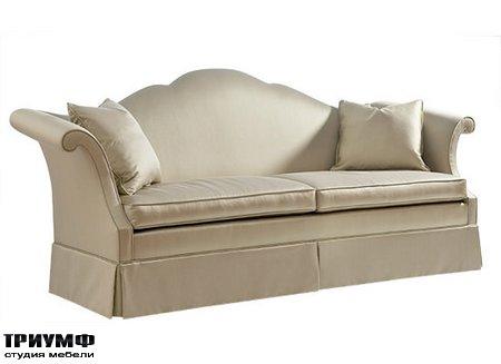 Американская мебель Kindel - Chippendale Sofa