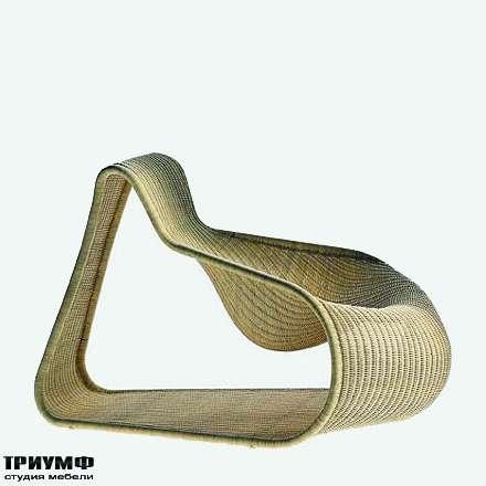 Итальянская мебель Driade - Кресло Agung