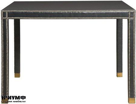 Американская мебель Vanguard - Tate Upholstered Game Table