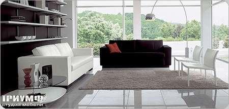 Итальянская мебель Bonaldo - диван раздвижной Free