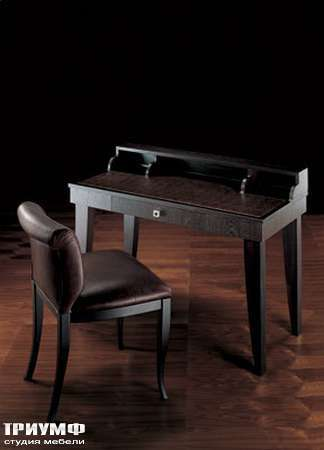 Итальянская мебель Smania - Стол, секретер с ящиком Siro