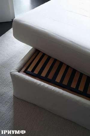 Итальянская мебель Meridiani - решётка кровати де люкс