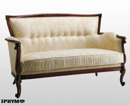 Итальянская мебель Volpi - диван Bohemia
