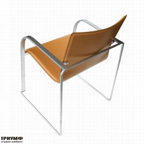 Итальянская мебель Lapalma - Полукресло manta-cuoio