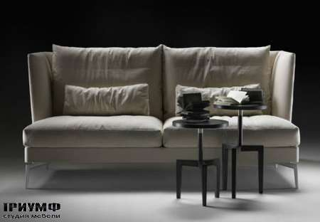 Итальянская мебель Flexform - sofa feel good alto