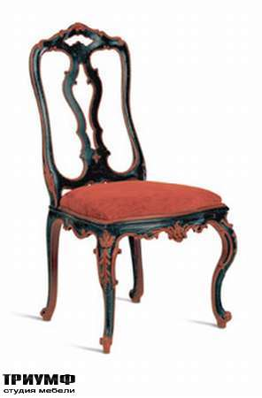 Итальянская мебель Chelini - стул арт FISB 193