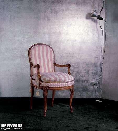 Итальянская мебель Salda - Полукресло с подушкой  COD - 8427