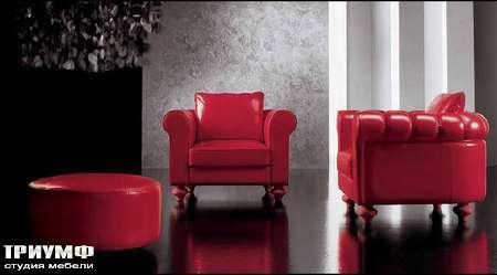 Итальянская мебель DV Home Collection - Кресло Lust