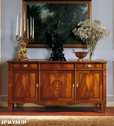 Итальянская мебель Colombo Mobili - Буфет арт.221 кол. Verdi