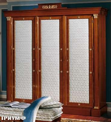 Итальянская мебель Colombo Mobili - Шкаф 3х дверный арт.397.3 кол. Paganini