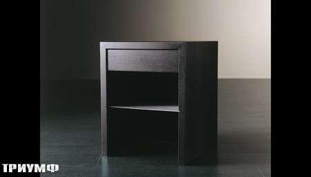 Итальянская мебель Meridiani - тубма для кровати Winters