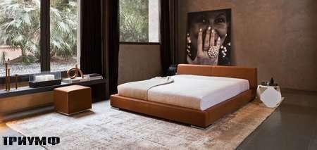 Итальянская мебель Rivolta - кровать XL