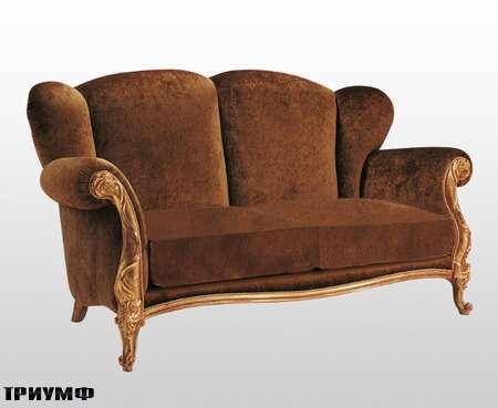 Итальянская мебель Volpi - диван Botero