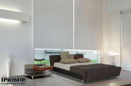 Итальянская мебель Il Loft - кровать chicago letto