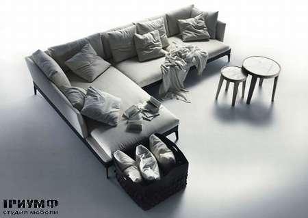 Итальянская мебель Flexform - sofa feel good