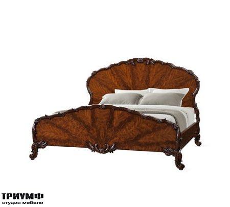 Американская мебель Theodore Alexander - Endymion Bed