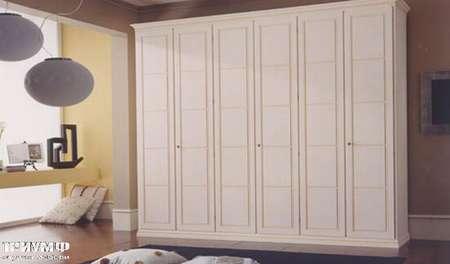 Итальянская мебель Ferretti e Ferretti - Шкаф классика пятидверный osaka