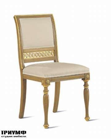Итальянская мебель Chelini - стул арт FISB 2058