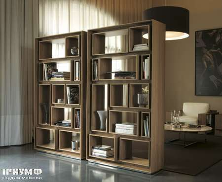 Итальянская мебель Porada - Стелаж first