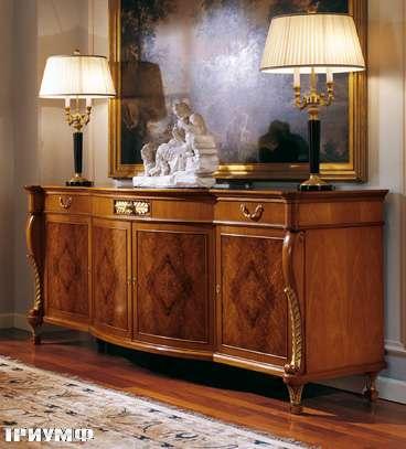 Итальянская мебель Colombo Mobili - Буфет арт.280 кол. Monteverdi