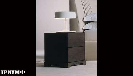 Итальянская мебель Meridiani - тумбочка DOUGLAS