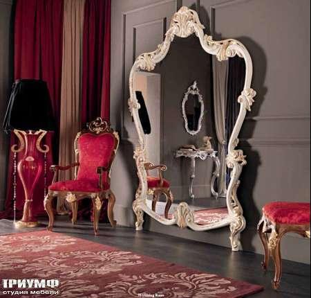 Итальянская мебель Modenese Gastone - Villa Venezia зеркало