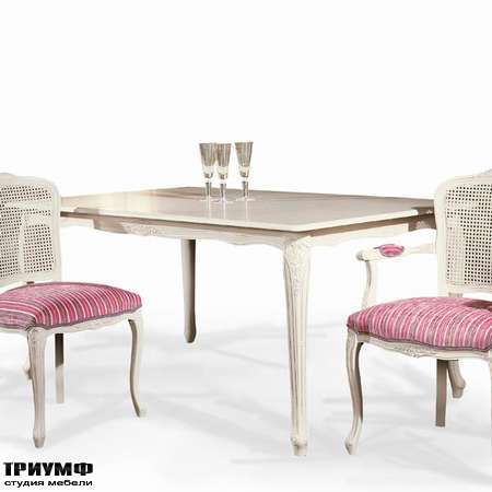 Итальянская мебель Seven Sedie - Стол Fiorino