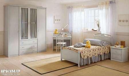 Итальянская мебель Julia - Спальня детская, коллекция florence