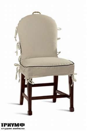 Итальянская мебель Chelini - стул арт FISB 2063