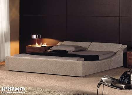 Итальянская мебель Mobilidea - Кровать carve арт.5090