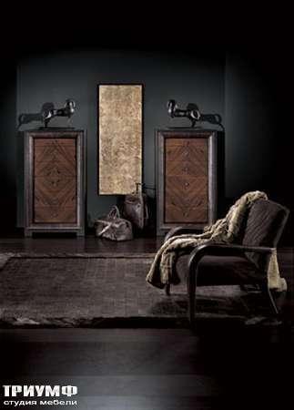 Итальянская мебель Smania - Комод Domino Settimino-DeLuxe