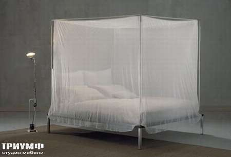 Итальянская мебель Orizzonti - кровать Сicladi Baldacchino