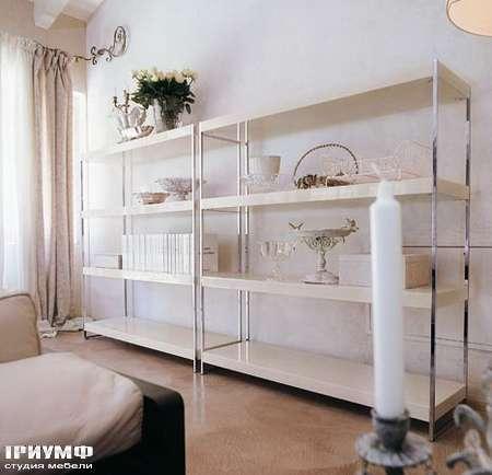 Итальянская мебель Porada - Стелаж morgan