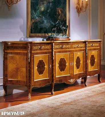 Итальянская мебель Colombo Mobili - Буфет арт.500 кол. Cherubini