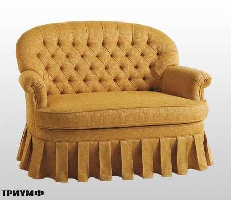 Итальянская мебель Volpi - диван Venezia