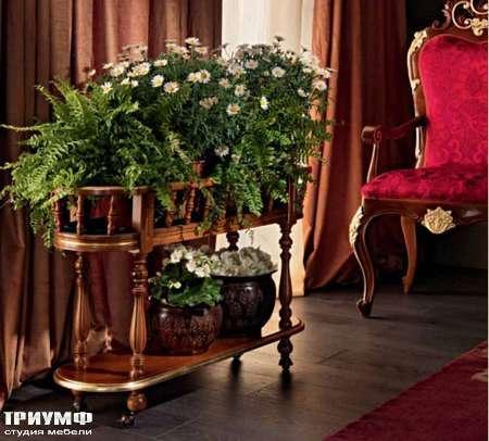 Итальянская мебель Modenese Gastone - Villa Venezia подставка для цветов