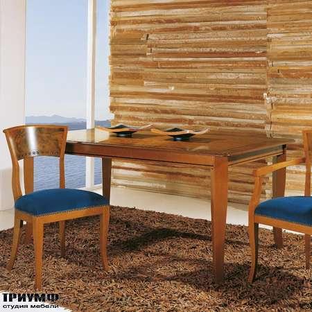 Итальянская мебель Seven Sedie - Стол Radica
