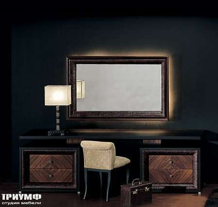 Итальянская мебель Smania - Комод Domino Trucco-DeLuxe
