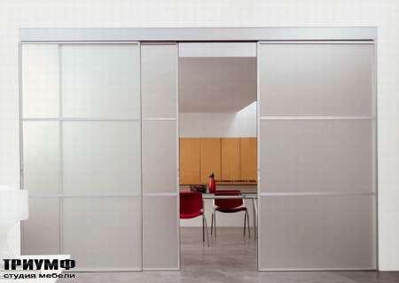 Итальянская мебель Albed - Дверь Beat раздвижные
